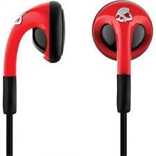 Skullcandy Ink'd Black/Red In-Ear Only Headsets