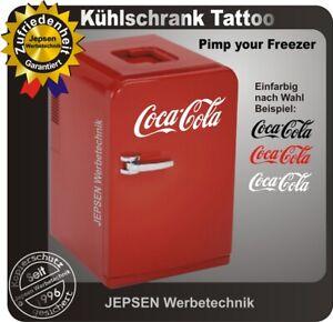 Coca-Cola-Aufkleber-35cm-fuer-Kuehlschrank-Kuehltruhe-oder-Tuer-Farbwunsch