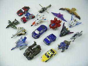 18 Hasbro/Takara Transformers Mini Con Robots Armada Optimus Prime Dinobots etc