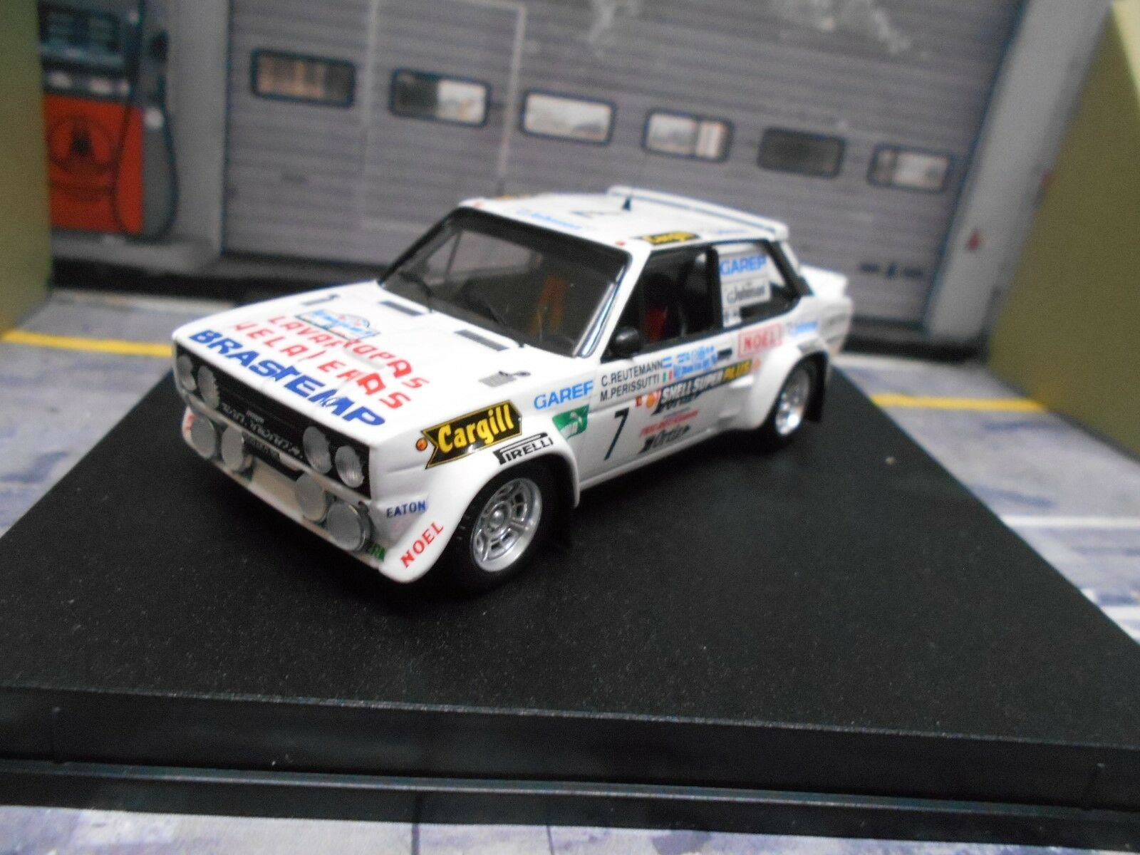 FIAT 131 ABARTH CODASUR ARGENTINE 1980 1980 1980  7 Reutemann El Lole 1422 Trofeu 1 43 873800