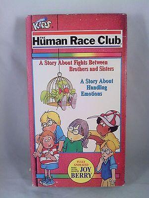 Human Race Club Volume 3 Fights w