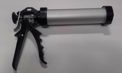 Gun Silicone Prosumer with Cylinder Closed sikurotech