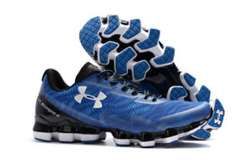 Under Armour Scorpio 2 Mens Black Running Road Sports Shoes Trainers US6.5-10