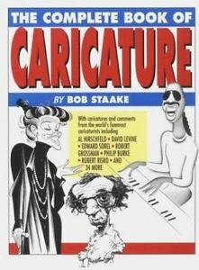 The-Complete-Book-of-Caricature-by-Bob-Staake-1991-hardcover