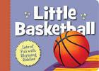 Little Basketball Boardbook by Brad Herzog (Board book, 2011)