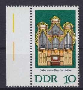 DDR-Mi-Nr-2111-F-31-PF-Plattenfehler-Orgeln-1976-postfrisch-MNH