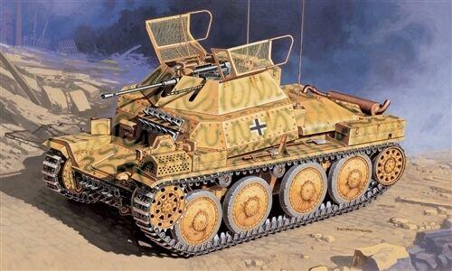 Italeri Model kit  35 SdKfz.140 1 AUFKLARUNGSP.38 (T)
