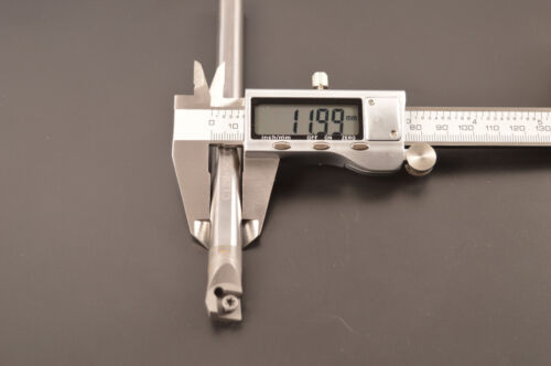 CCMT09T Tungsten steel shock tool holder TS C12M-SCLCR09 Solid carbide holder