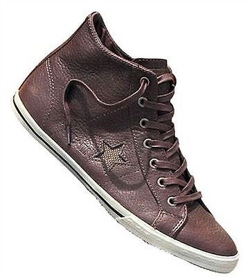 Converse One Star Lo Pro Mid Braun Sneaker high Chucks | eBay