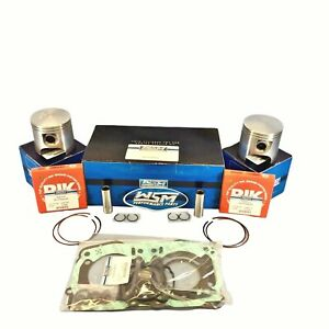 Neuf-WSM-88mm-Std-Alesage-Piston-Joint-Kit-Pour-Sea-Doo-951-GTX-Rx-Di-2000-2003
