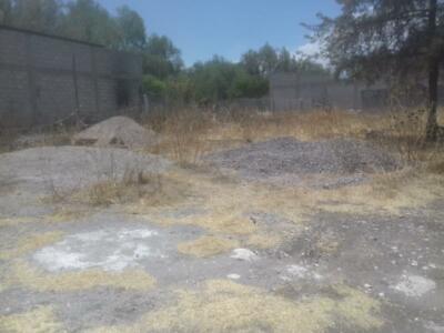 Terreno en Venta en Ajacuba Centro