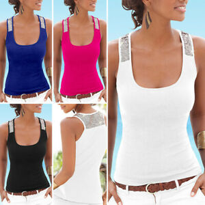 Womens-Summer-Sleeveless-Vest-Tops-Ladies-Casual-Beach-Tank-Blouse-T-Shirt-6-16