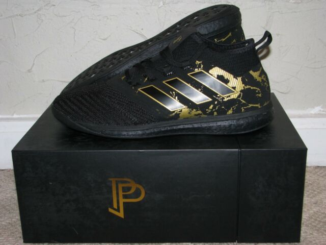 pretty nice f67d2 673f3 Paul Pogba X adidas Ace Tango 17.1 TR Boost Black Mens Size 10 DS By9161