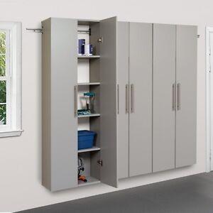 Image Is Loading Prepac HangUps 72 034 Storage Cabinet Set C