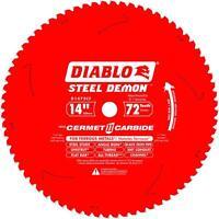 Freud D1472cf 14 Inch X 72 Tooth Ferrous Metal Cutting Circular Saw Blade