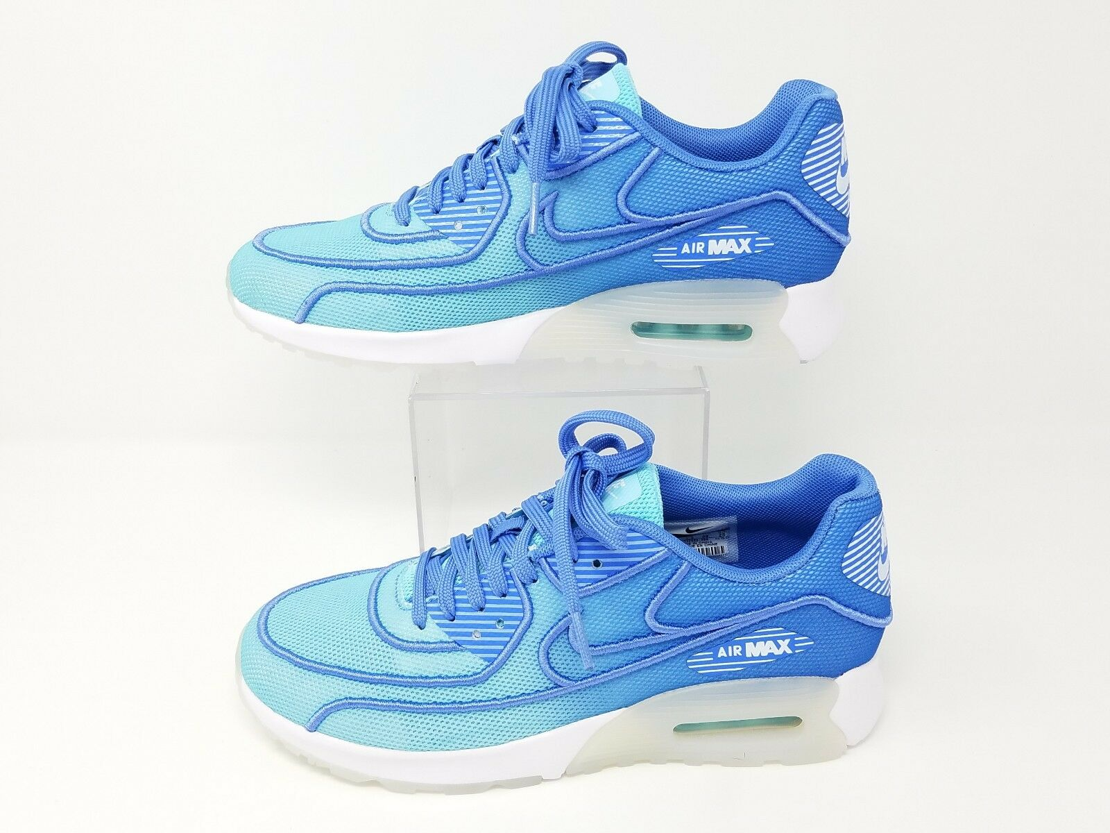 Nike Women's Air Max 90 Ultra 2.0 Polarized Blue Size / White Shoes 917523-400 Size Blue 8 3d80c4