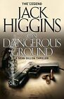 On Dangerous Ground (Sean Dillon Series, Book 3) by Jack Higgins (Paperback, 2015)