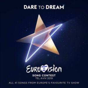 Various-Artists-Eurovision-Song-Contest-Tel-Aviv-2019-NEW-CD