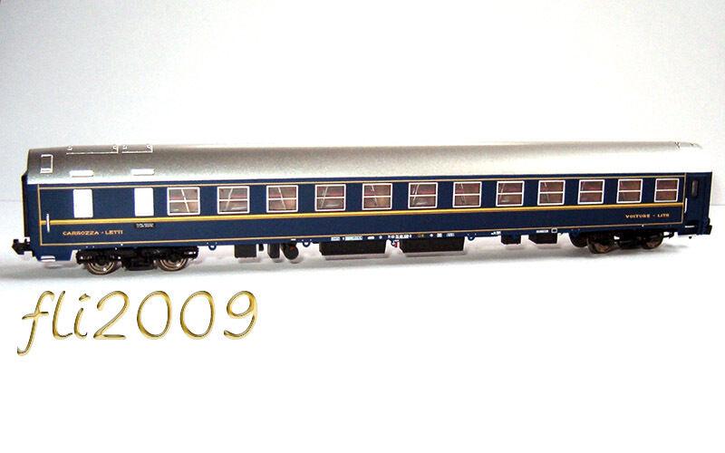 ACME Spur N 16050 schalfwagen tipo MU EX CIWL delle FS NUOVO OVP