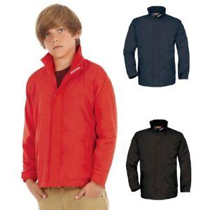 Kids Fleece Jacket Boys /& Girls Junior Microfleece Jacket School Uniform RS114B