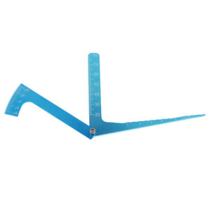 Multi-Angle-Measuring-Tool-Adjustable-Ruler-Blue-for-Redcat-1-10-RC-Car