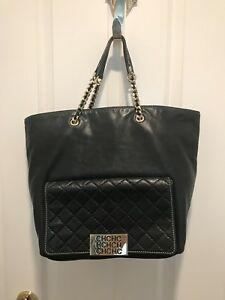 Image Is Loading Carolina Herrera Handbag Preowned
