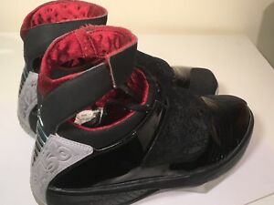 online store 323ba 33646 Image is loading Air-Jordan-XX-Size-10-Black-Stealth-Varsity-