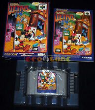 MAGICAL TETRIS CHALLENGE N64 Versione Giapponese ••••• COMPLETO