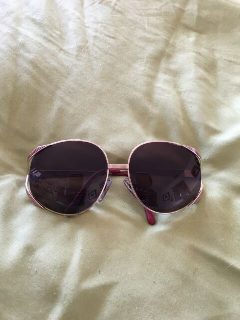 07f0dc46871 Buy Christian Dior Women Oversized Vintage Butterfly Gold Ruby Red  Sunglasses. online