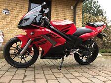 Motorrad Rieju RS Matrix 125 ccm TÜV 9.2018