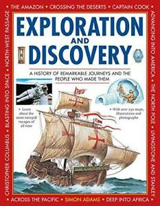 Exploration and Discovery A History of Remarkable Journeys and the People Who M - Leicester, United Kingdom - Exploration and Discovery A History of Remarkable Journeys and the People Who M - Leicester, United Kingdom