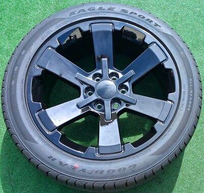 Black 22 Wheel Escalade Yukon Tahoe Suburban OEM Factory GM Spec 5662 19301162