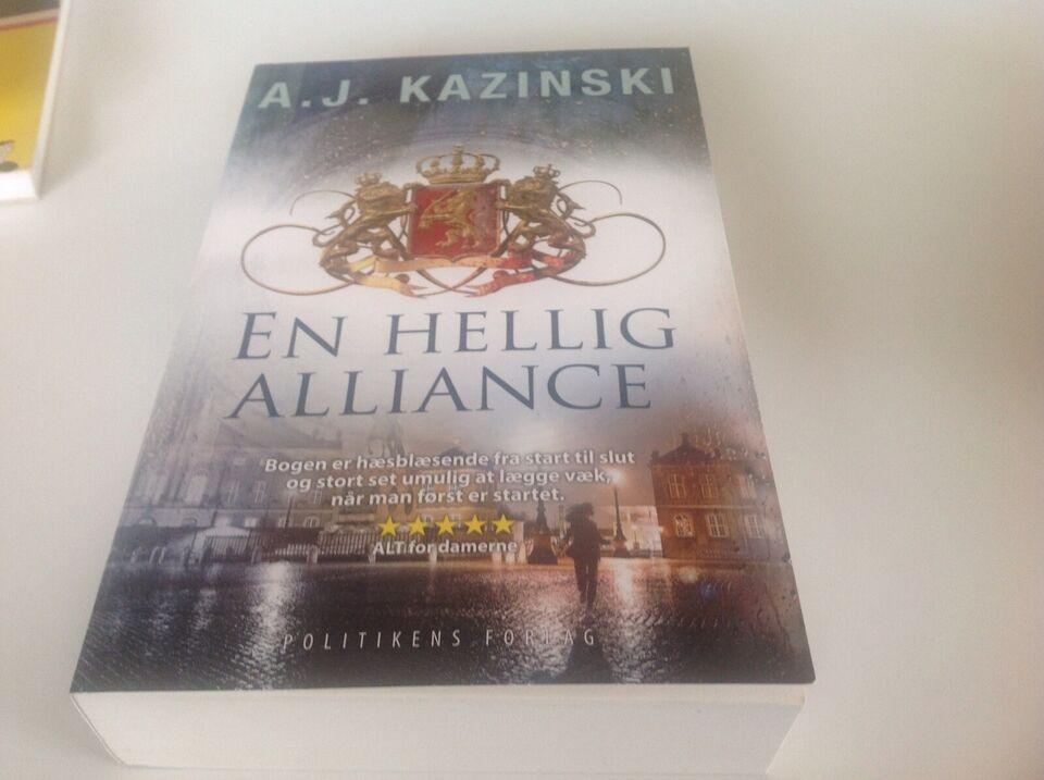 en hellig alliance kazinski