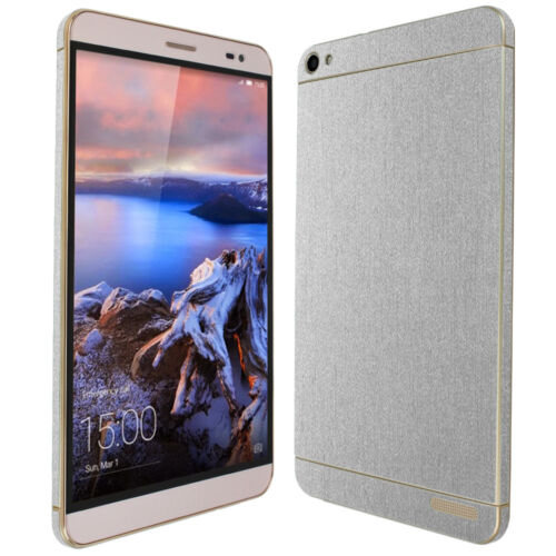 Skinomi Brushed Aluminum Skin /& Screen Protector for Huawei MediaPad X2