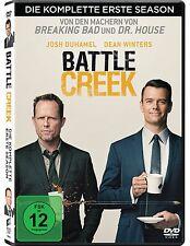 BATTLE CREEK : THE COMPLETE SERIES  -  DVD - UK Region 2 - Sealed
