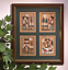Prairie-Schooler-Counted-Cross-Stitch-Patterns-YOU-CHOOSE-Santas-HALLOWEEN thumbnail 14