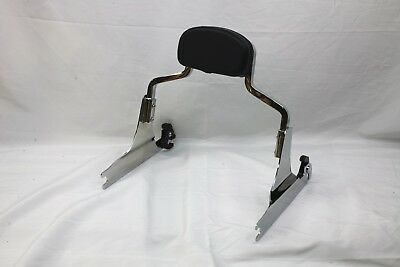 CHOP Sissy bar backrest with docking for HARLEY BREAKOUT 2013-17 16 15 14 Chrome