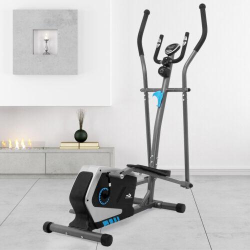Elliptical Cross Trainer Exercise Machine Home Indoor Cardio Fitness Training