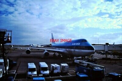 Honey Photo Boeing 747 - 400 Of Klm Asia At Schipol Airport Amsterdam Mild And Mellow