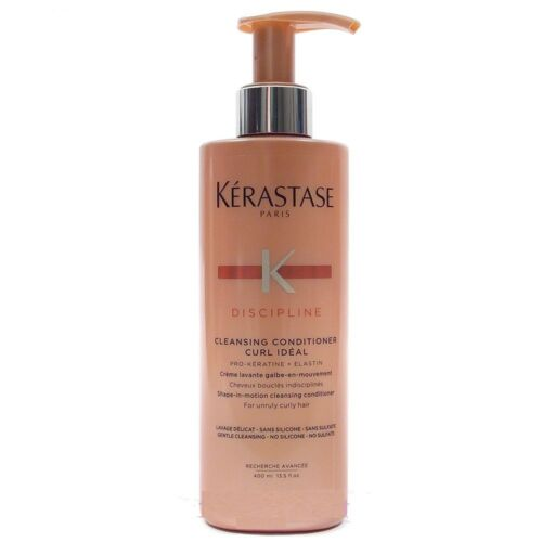 Kerastase Discipline Cleansing Conditioner Curl Ideal 400ml Unruly Curly Hair