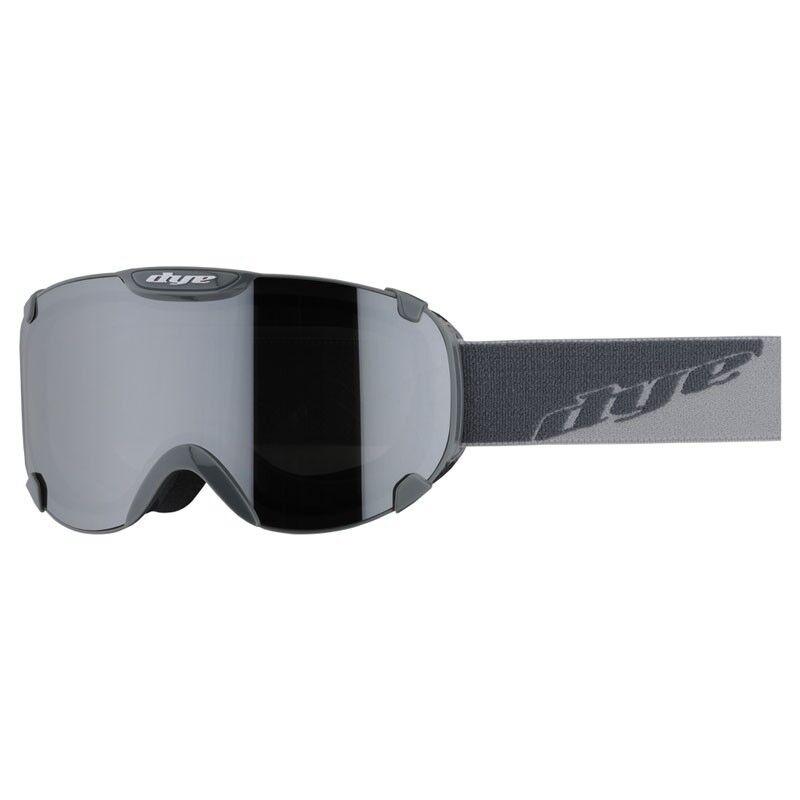 Gafas de nieve T1 jóvenes gris oscuro - Esquí   esquí
