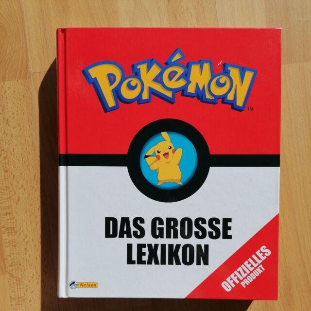 Pokémon: Das große Lexikon offizielles Produkt Nelson TOP