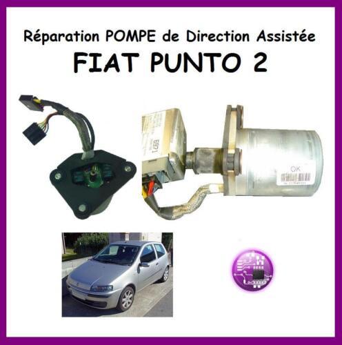 REPARATION POMPE Direction Assistée FIAT PUNTO 2