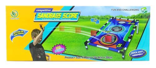 Toyland® Sand Bag Penalty Score Game ES478 Target /& Throwing Games
