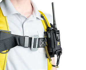 DBI SALA 1500089 Python Safety Adjustable Radio Holster with Clip2Loop