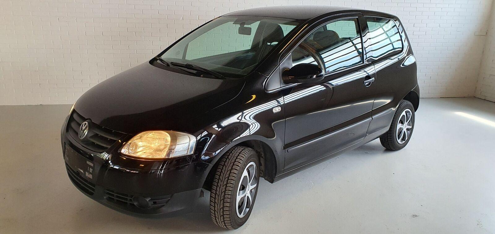 VW Fox 1,2 55 DK 3d - 23.900 kr.