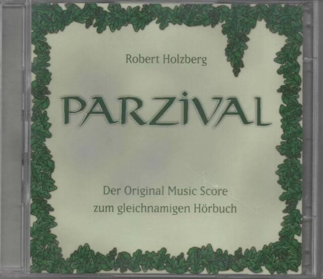 Parzival Original Music Score zum gleichnamigen Hörbuch CD NEU Robert Holzberg