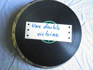 Film-16mm-Documentaire-034-Une-double-victoire-034-annees-50
