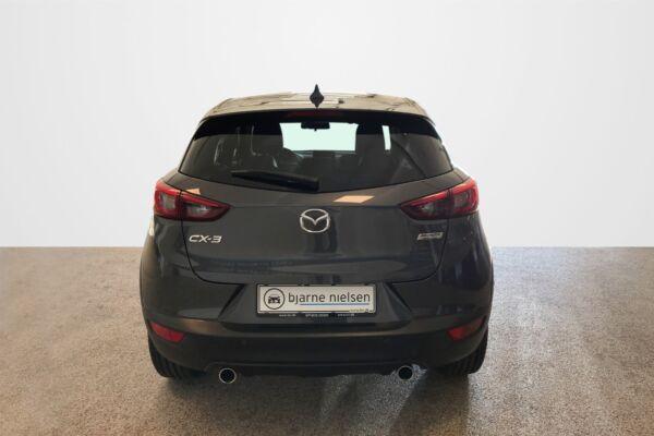 Mazda CX-3 2,0 Sky-G 120 Optimum aut. billede 3