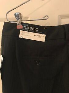 82a974cb78c Liz Claiborne Women´s Sophie Pants Secretly Slender Career Trouser ...